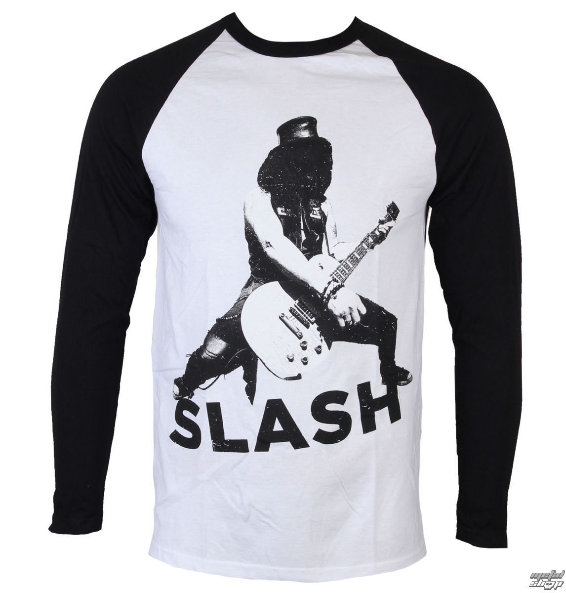 b21ab2bcb6f tričko pánské s dlouhým rukávem Slash - Snowblind - ROCK OFF ...