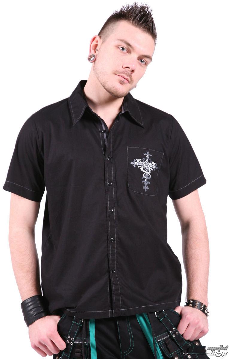 košile pánská DEAD THREADS - GS9384