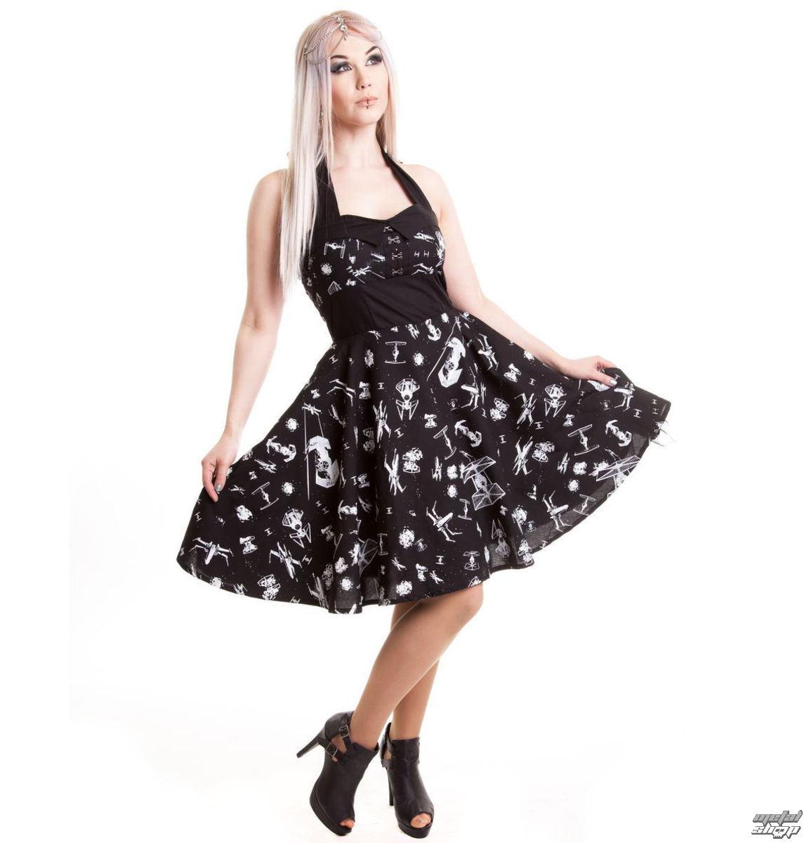 708adc93bdb2 šaty dámské DISNEY - STAR WARS - Empire - Black - POI095 - metalshop.cz