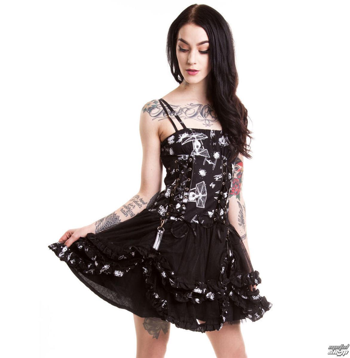 075fab89851b šaty dámské DISNEY - STAR WARS - Galaxy Empire - Black - POI101 ...