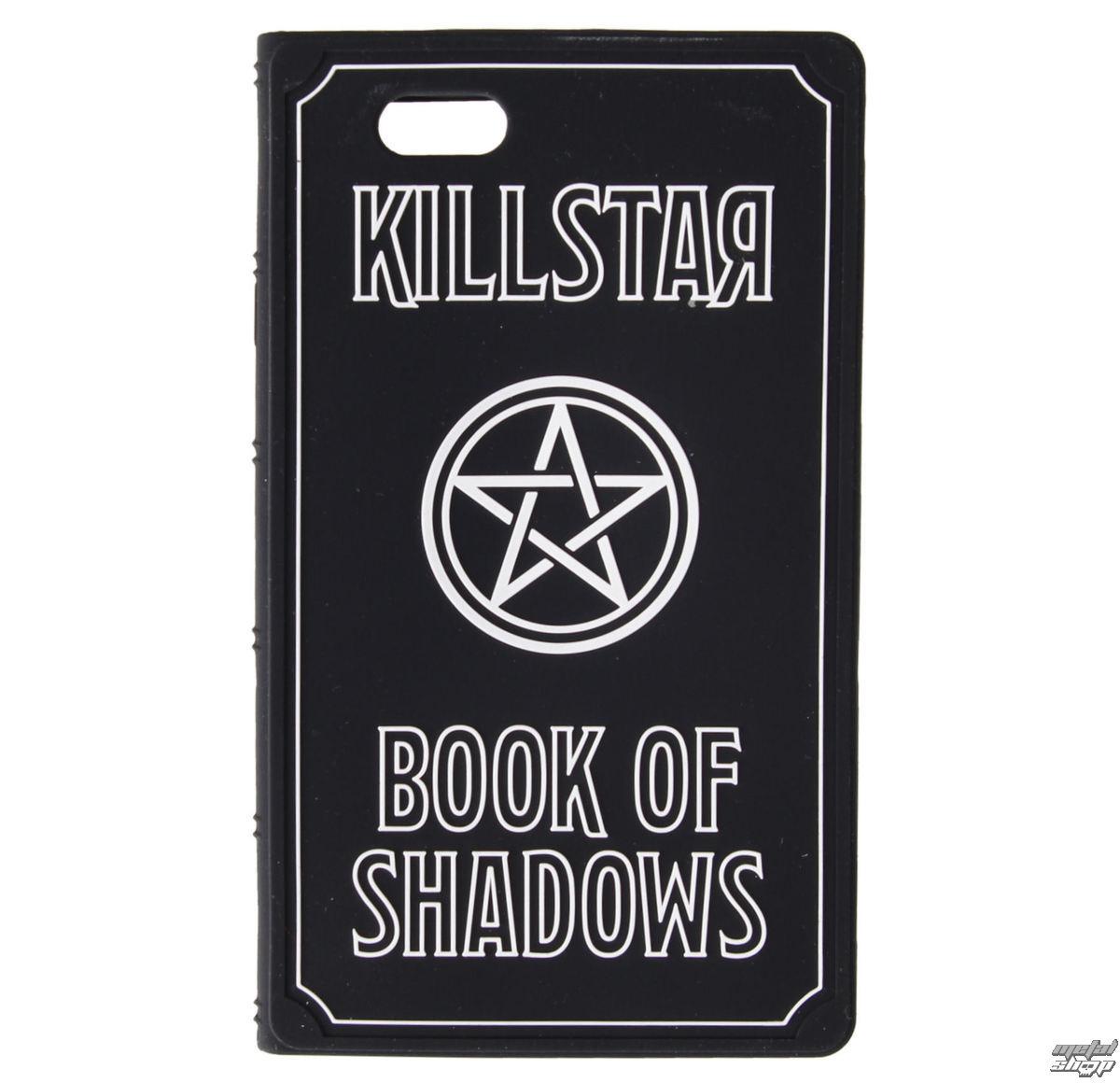 kryt na mobil KILLSTAR - Book Of Shadows iPhone Cover - 6/6S - KIL340