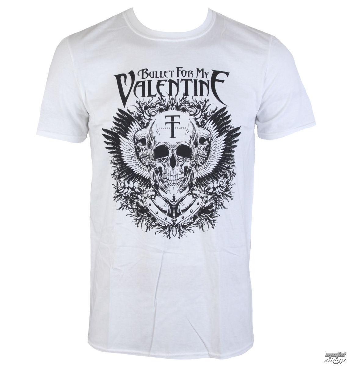 cf13f621e00 tričko pánské Bullet For my Valentine - Eagle - ROCK OFF ...