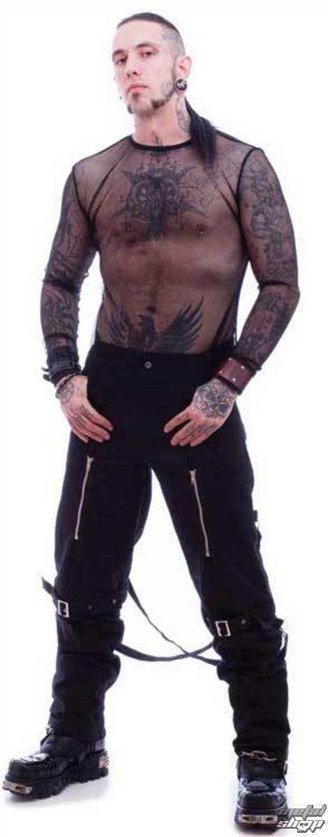 tričko pánské s dlouhým rukávem Necessary Evil - Kane - N1209-0002