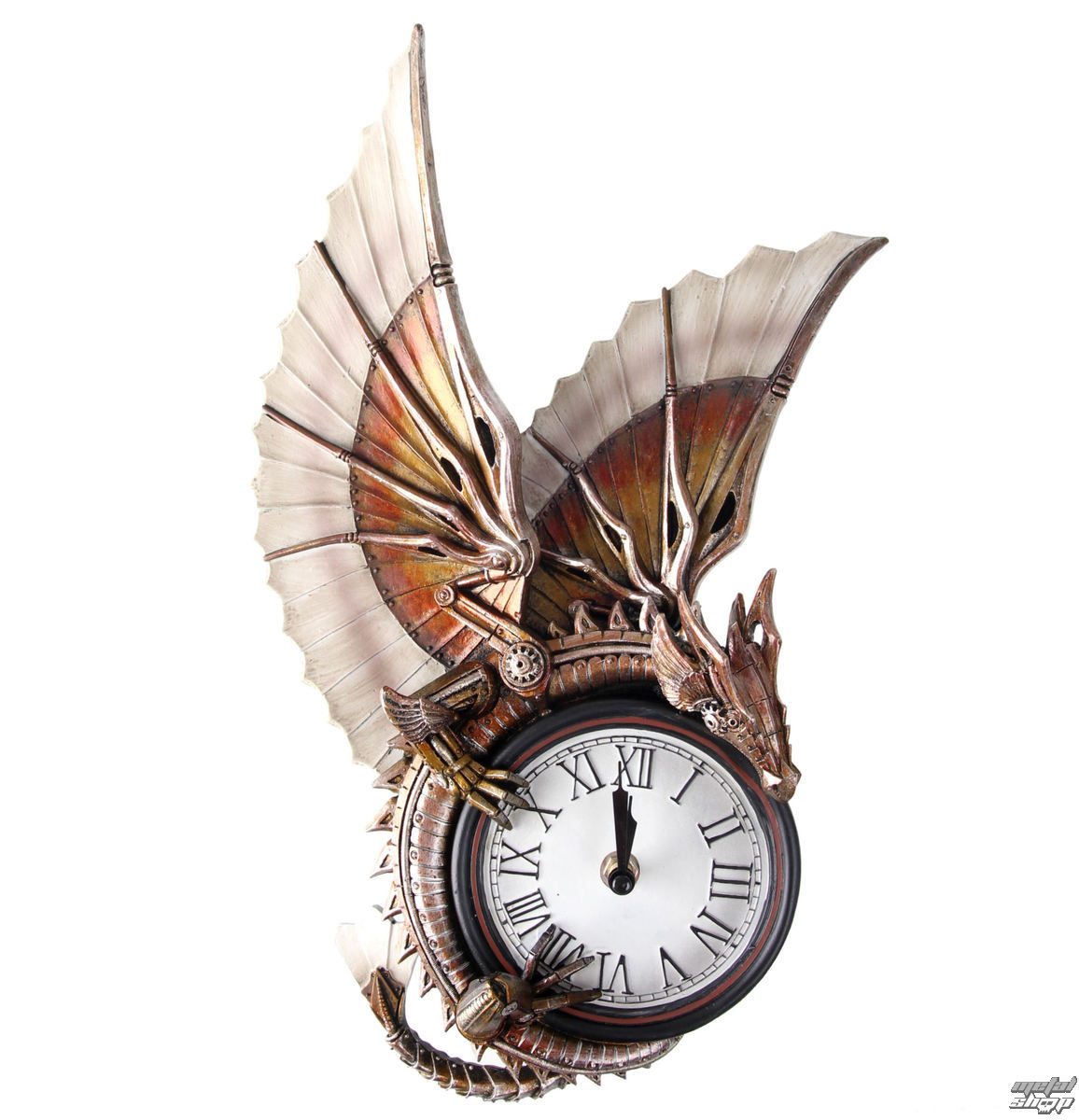 hodiny (dekorace) Dragon - NENOW - B1481D5