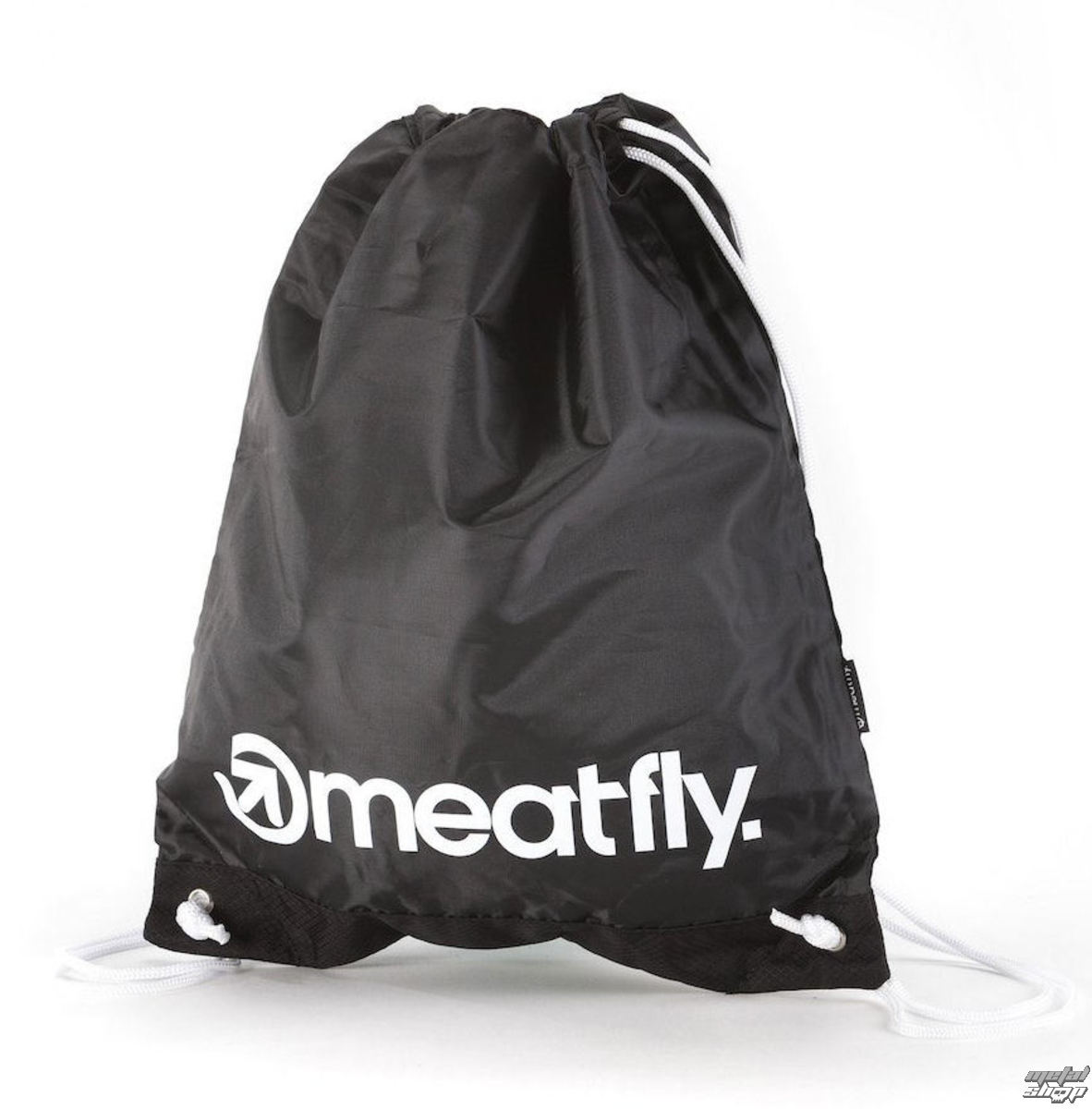 vak MEATFLY - Flatout Benched Bag - Black