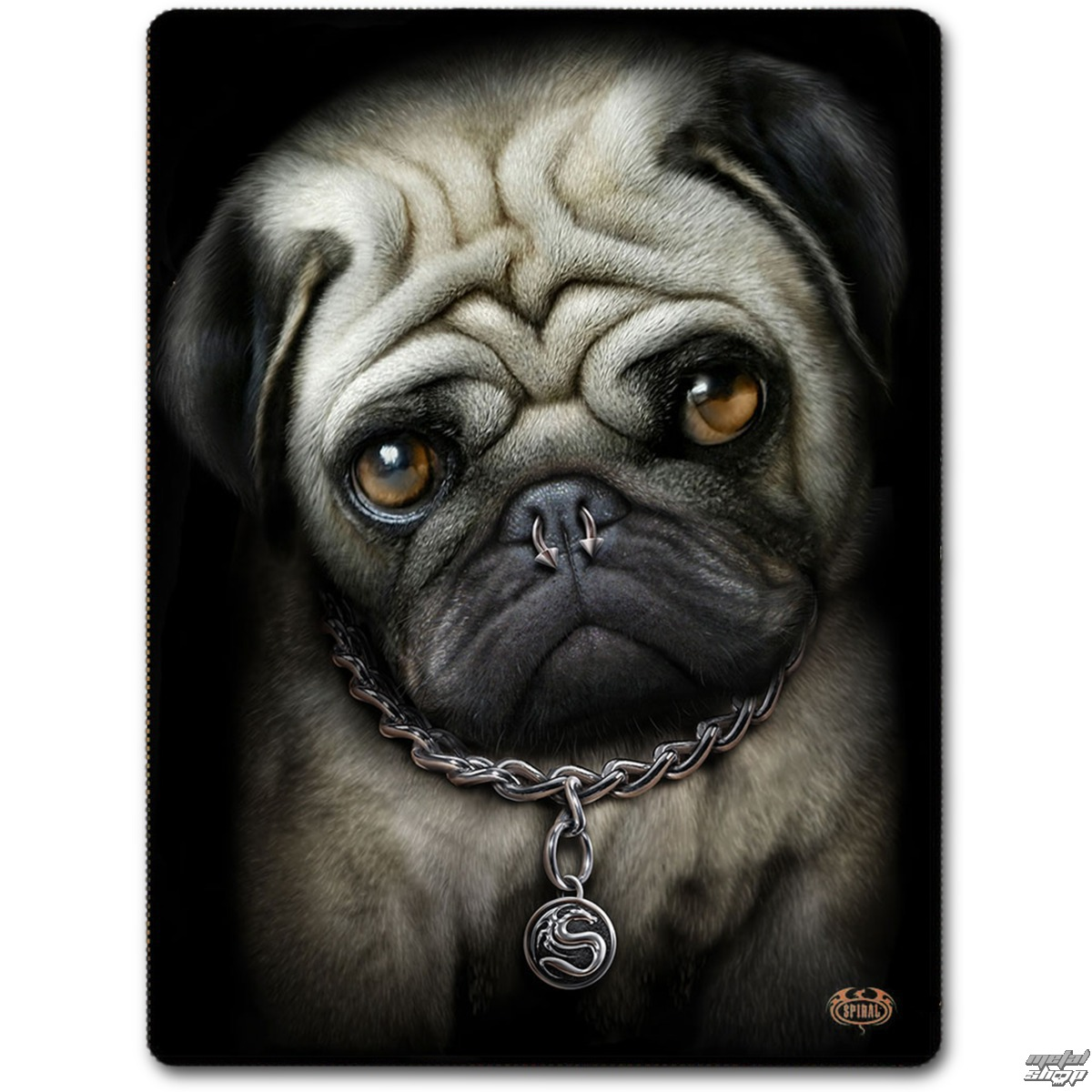 deka SPIRAL - Pug Life - F027A501
