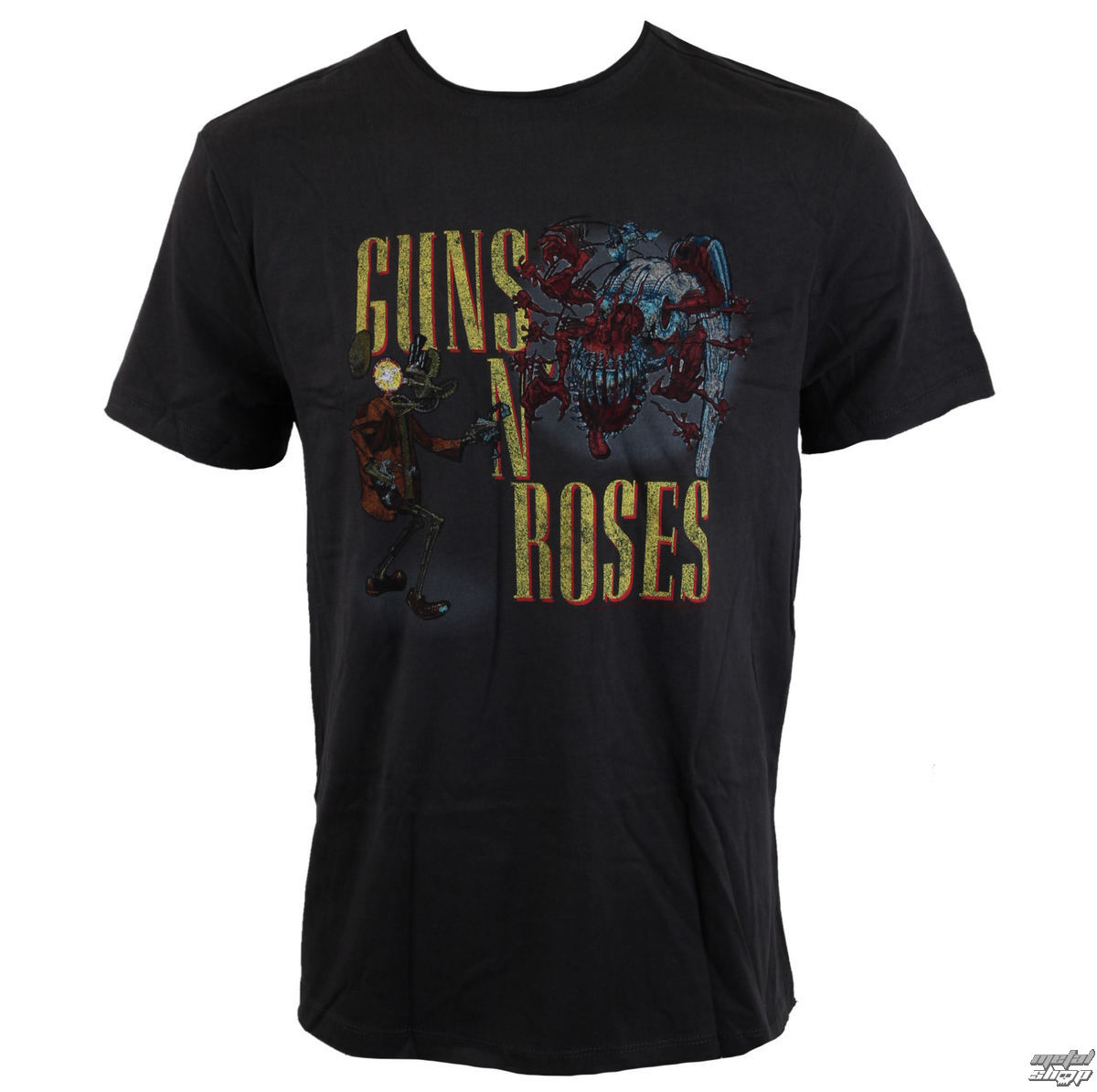 tričko pánské Guns N' Roses - AMPLIFIED - AV210GAT