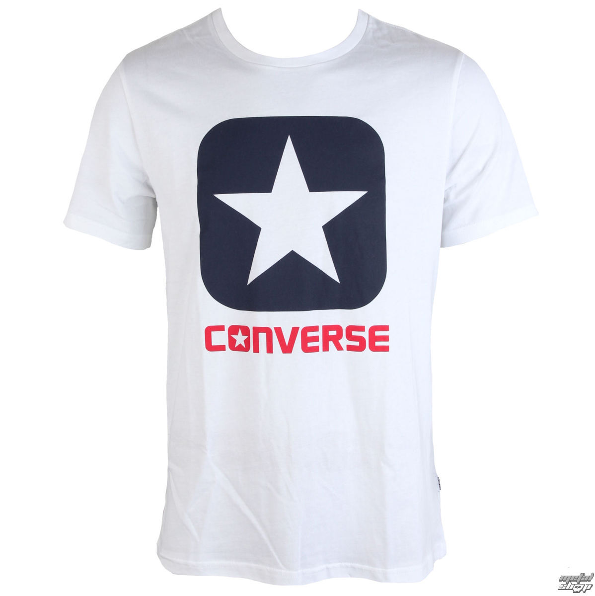 tričko pánské CONVERSE - Core - 10001969-A01