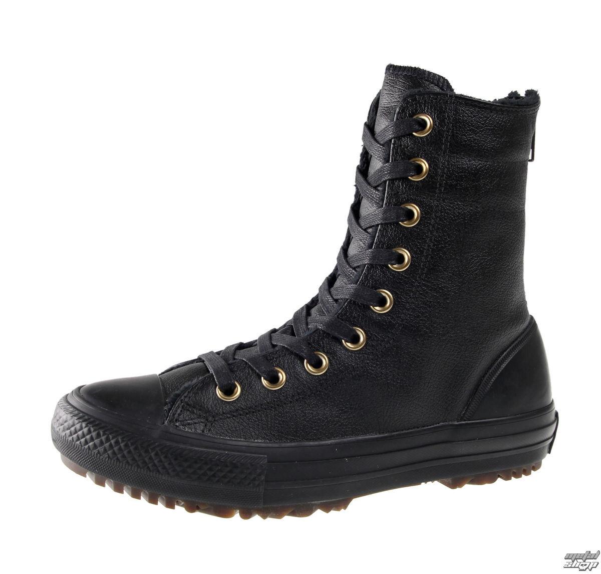 boty dámské zimní CONVERSE Chuck Taylor AS Hi-Rise - C553387 ... 3b183628b1