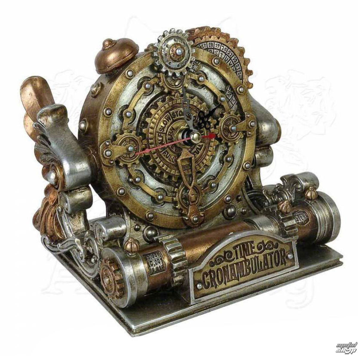 hodiny ALCHEMY GOTHIC Time Chronambulator
