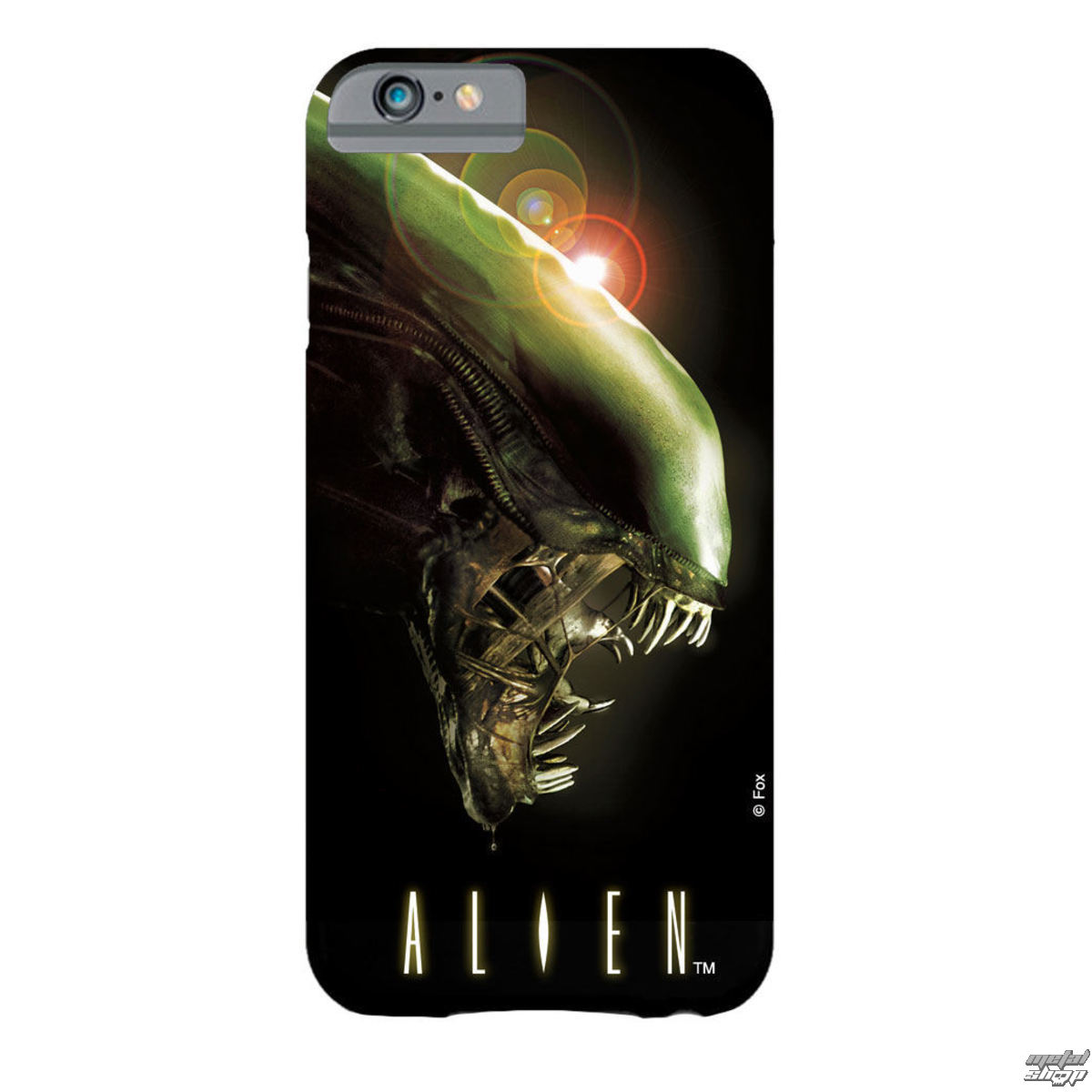 kryt na mobil Alien - iPhone 6 - Xenomorph Light - GS80213