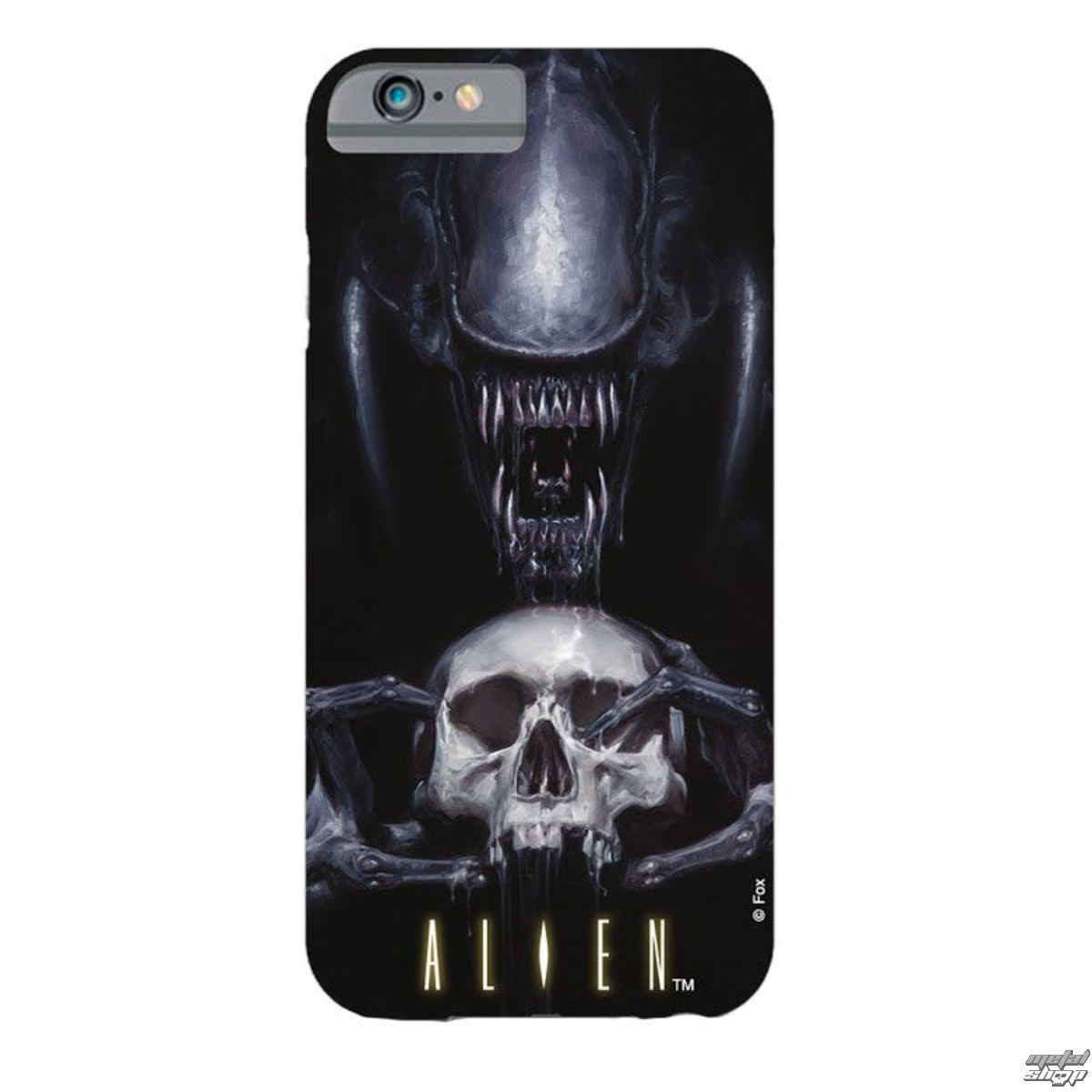 kryt na mobil Alien (Vetřelec) - iPhone 6 Plus Skull