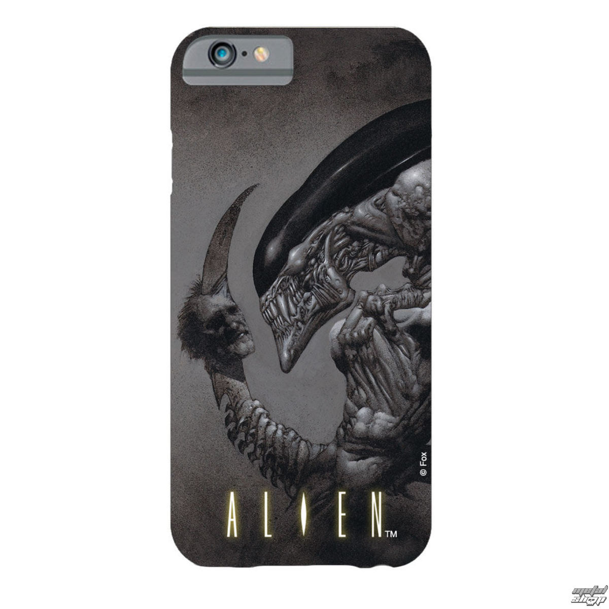 kryt na mobil Alien - iPhone 6 Plus - Dead Head - GS80189