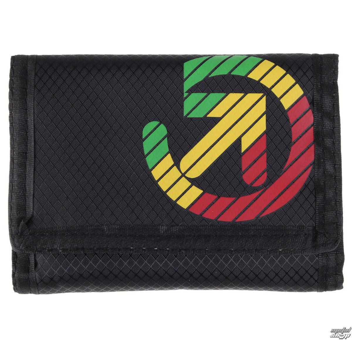 peněženka MEATFLY - Flipper - B - Rasta - MEAT033