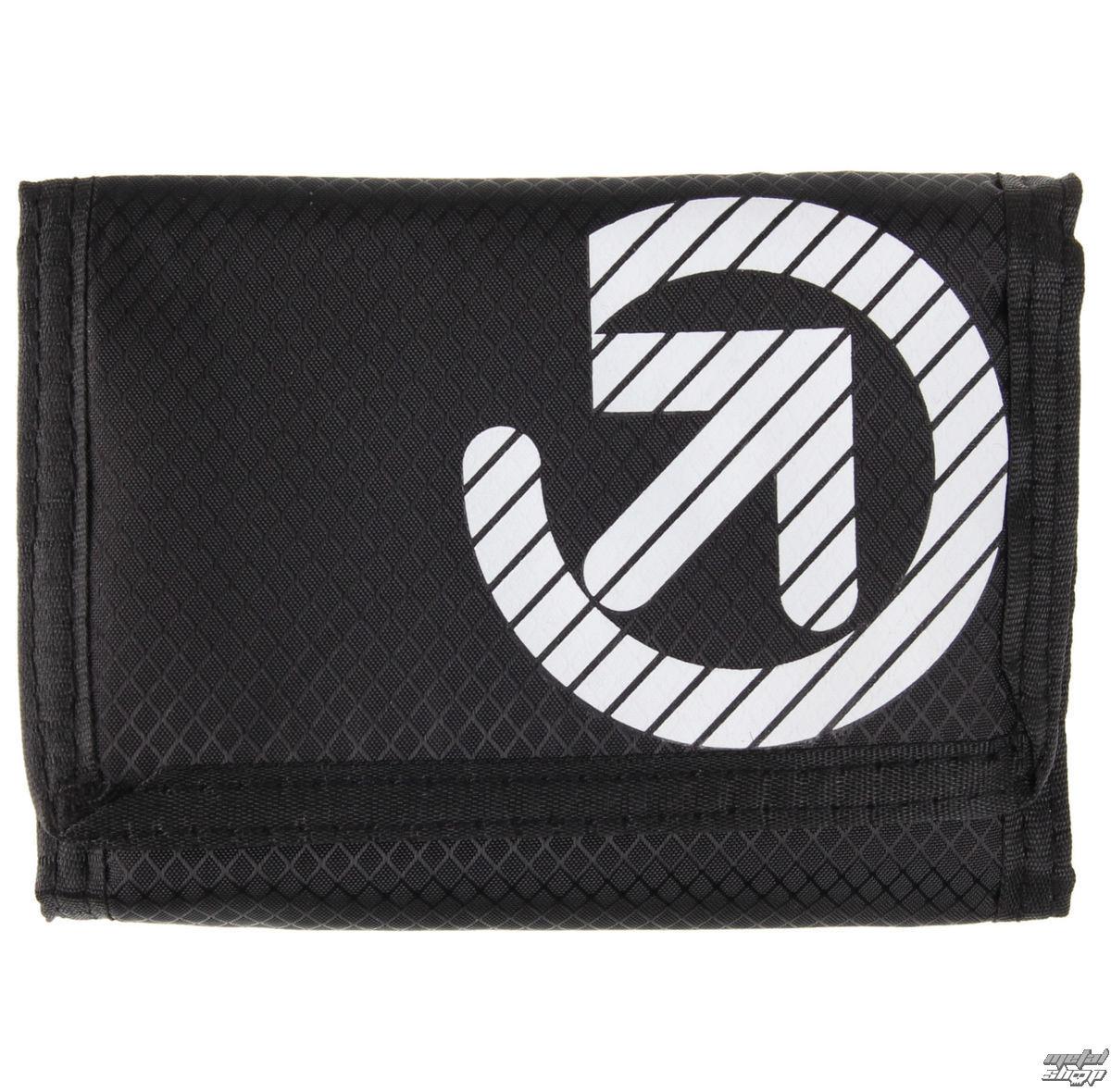 peněženka MEATFLY - Flipper - A - Black - MEAT035