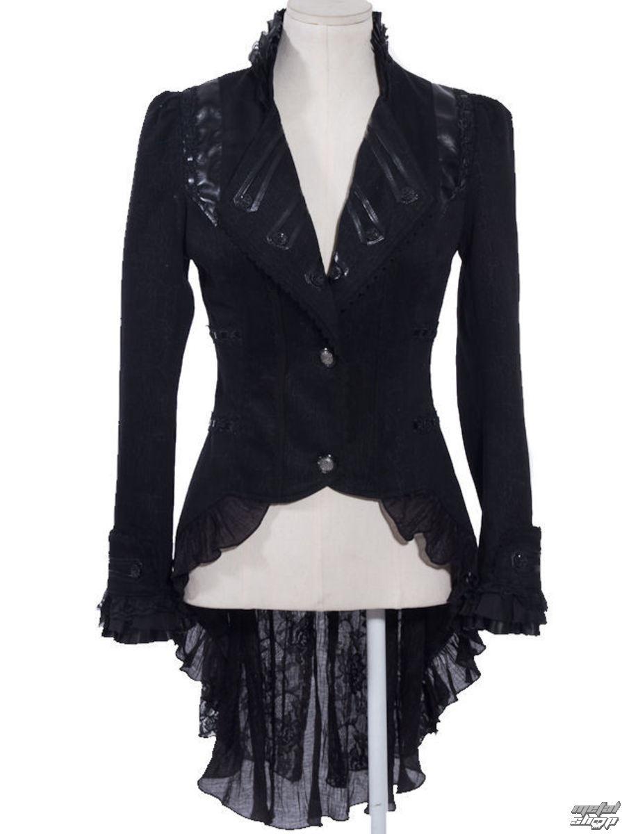 kabátek (sako) dámský PUNK RAVE - SP020_B