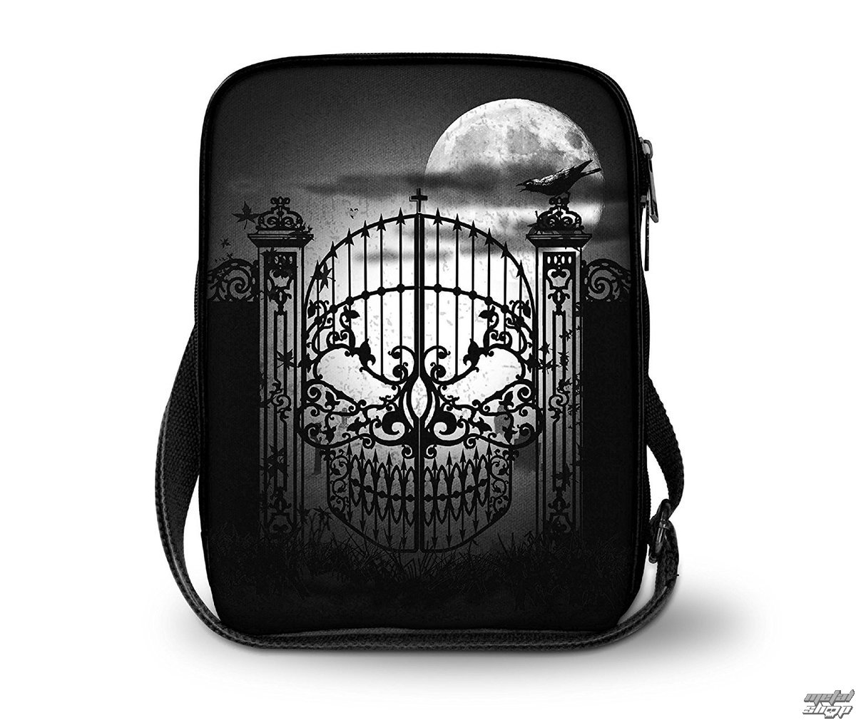 taška na tablet ALCHEMY GOTHIC - Abandon No Hope - ALNHTABAG