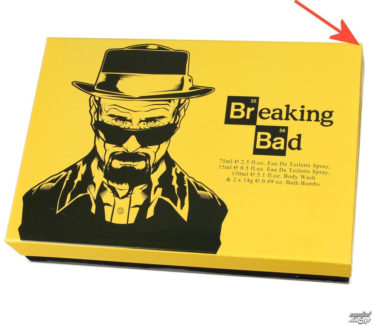 dárková sada Breaking Bad - BRB001 - POŠKOZENÁ - N601