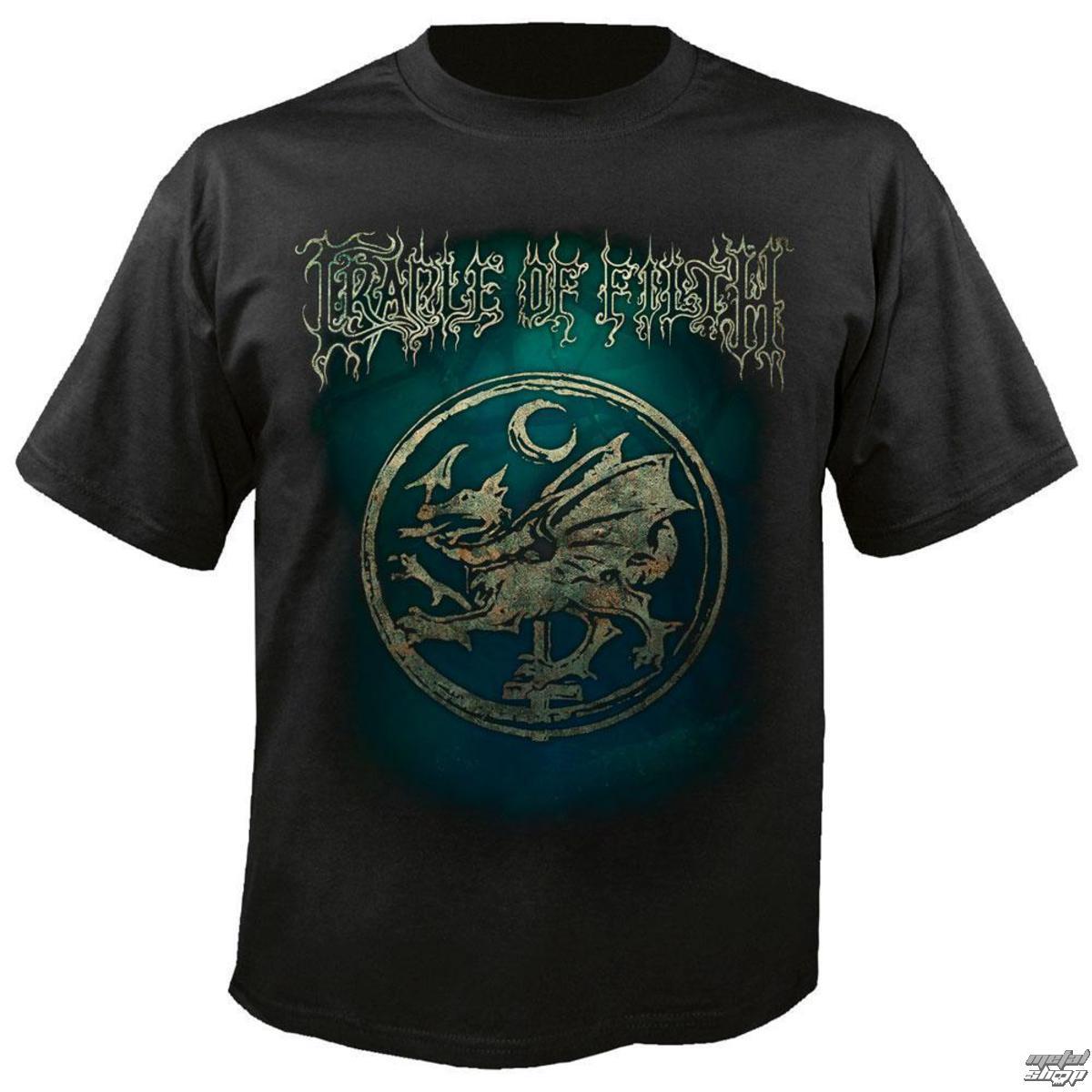 tričko pánské Cradle of Filth - The order - NUCLEAR BLAST - 24711
