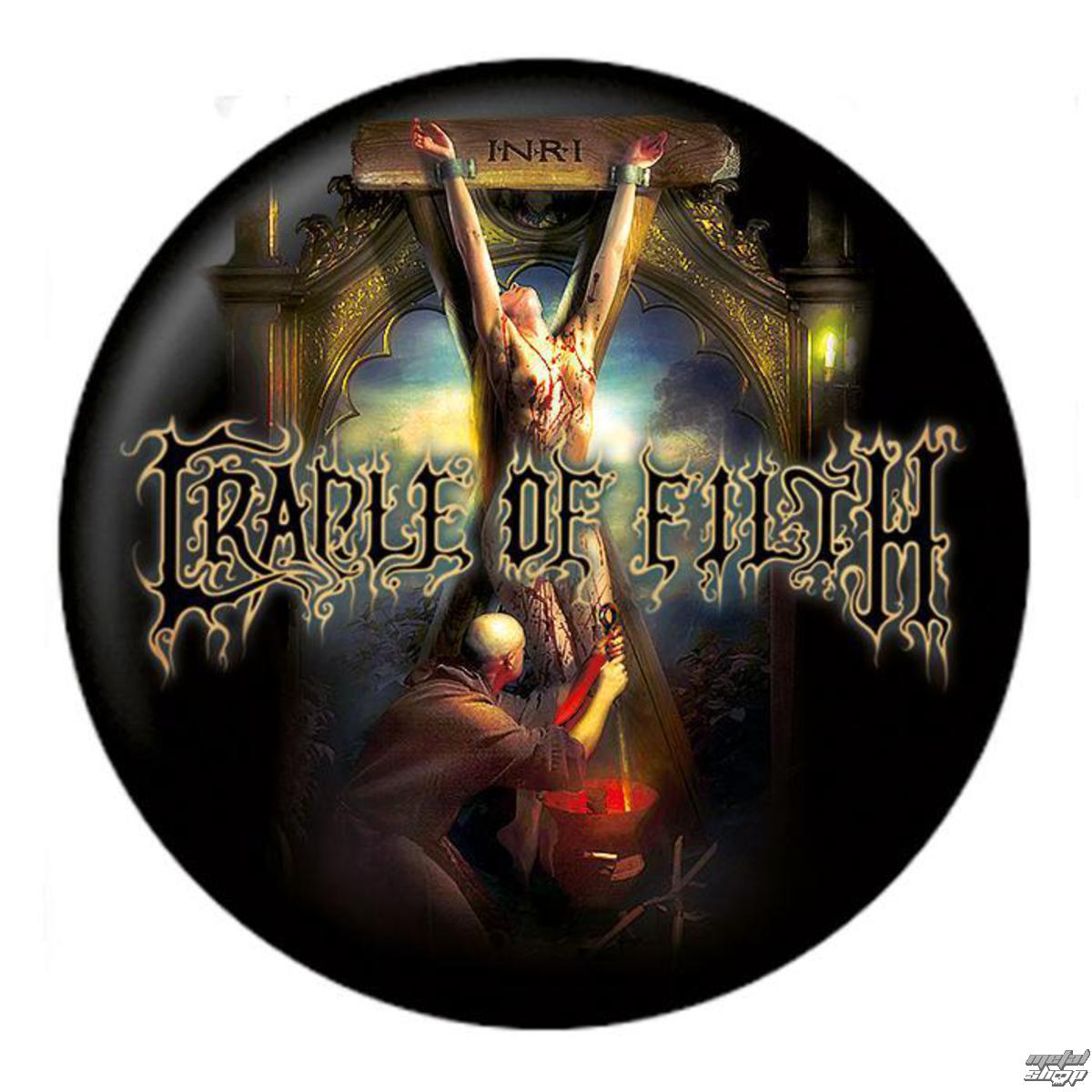 placka Cradle of Filth - Hexen - NUCLEAR BLAST - 24781