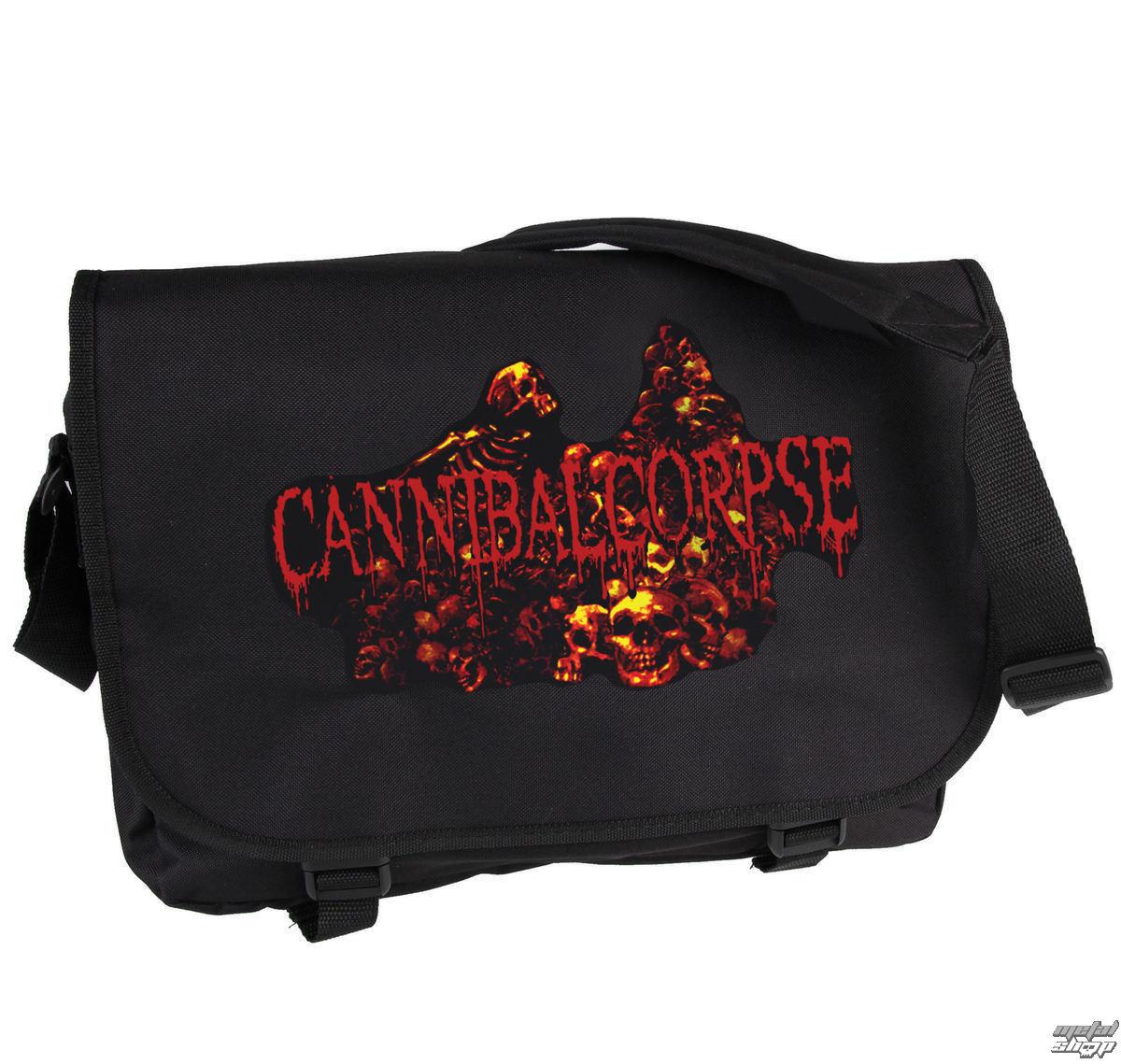 taška Cannibal Corpse - Pile Of Skulls - PLASTIC HEAD - PHBAG120