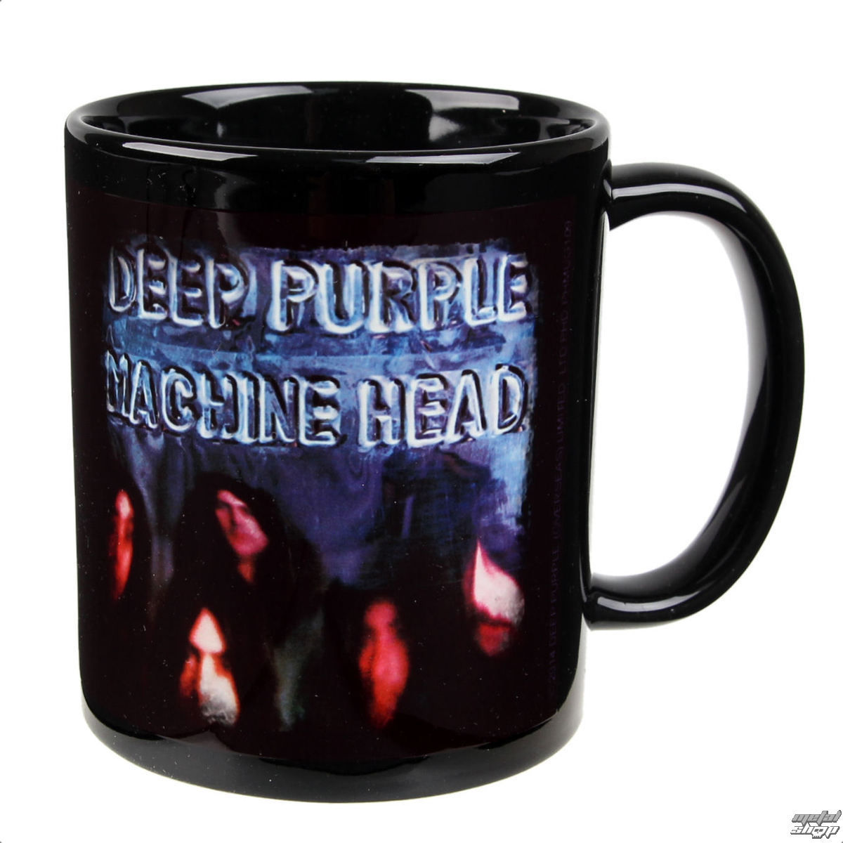 hrnek Deep Purple - Machine Head - PLASTIC HEAD