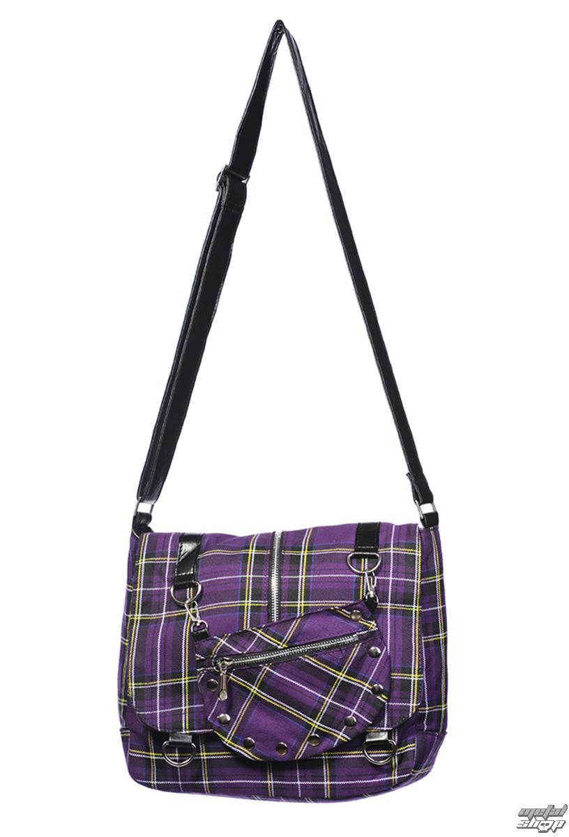 taška (kabelka) BANNED - BBN731PUR