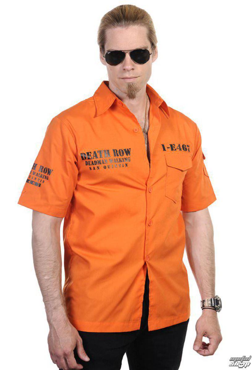 košile pánská BANNED - DEATHROWORG