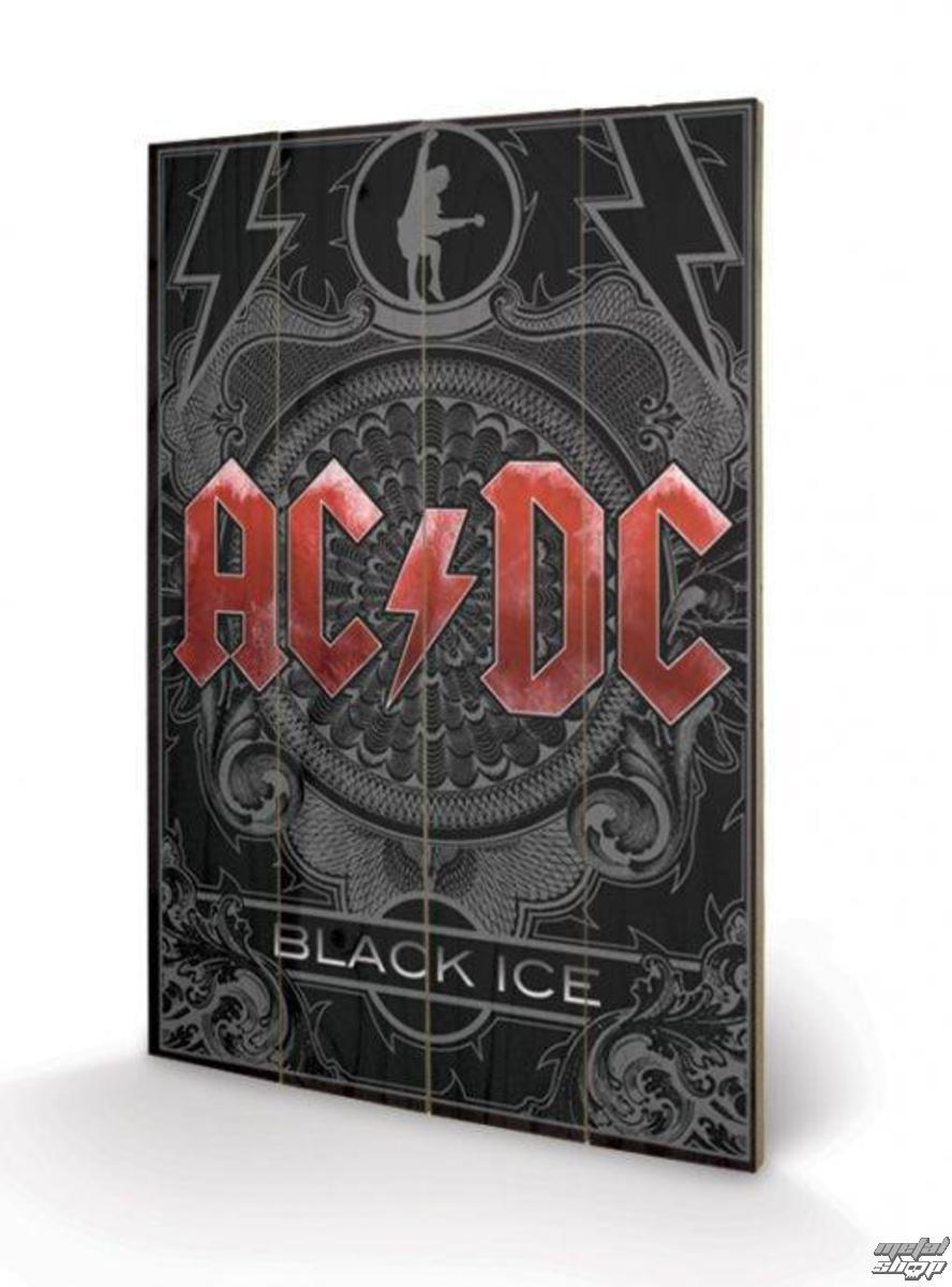 dďż˝evďż˝nďż˝ obraz AC/DC - Black Ice - SW10319P