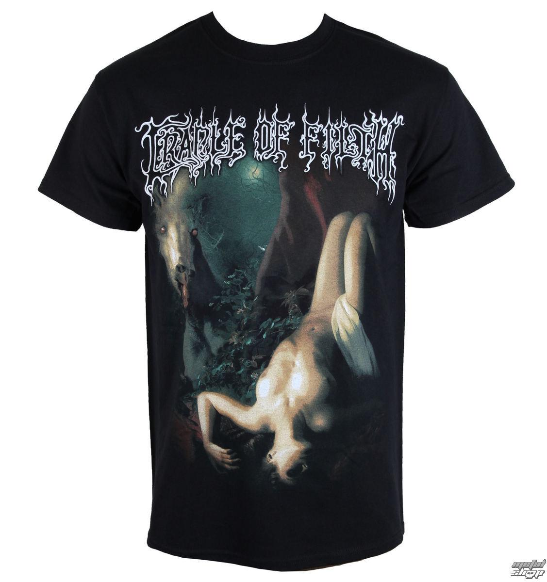 tričko pánské Cradle of Filth - NIGIITMARE OR DELIGHT - RAZAMATAZ - ST2062