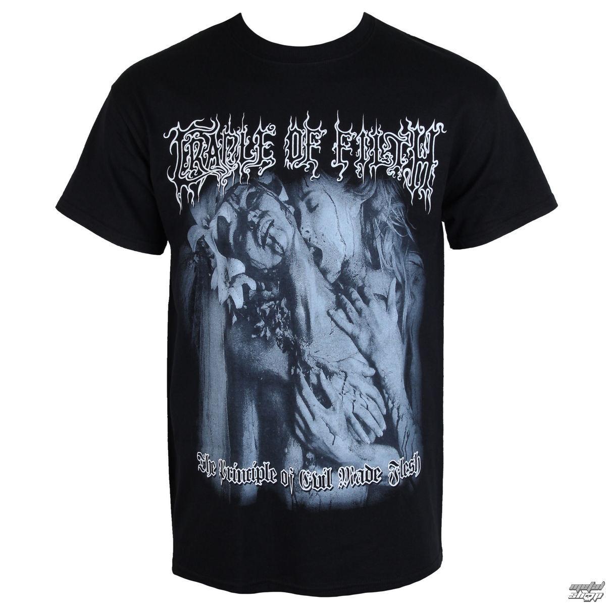 tričko pánské Cradle of Filth - THE PRINCIPLE OF EVIL MADE FLESH - RAZAMATAZ - ST2068