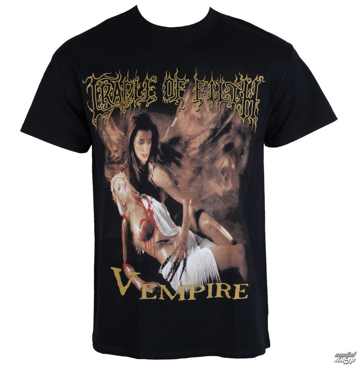 tričko pánské Cradle of Filth - V EMPIRE - RAZAMATAZ - ST2069