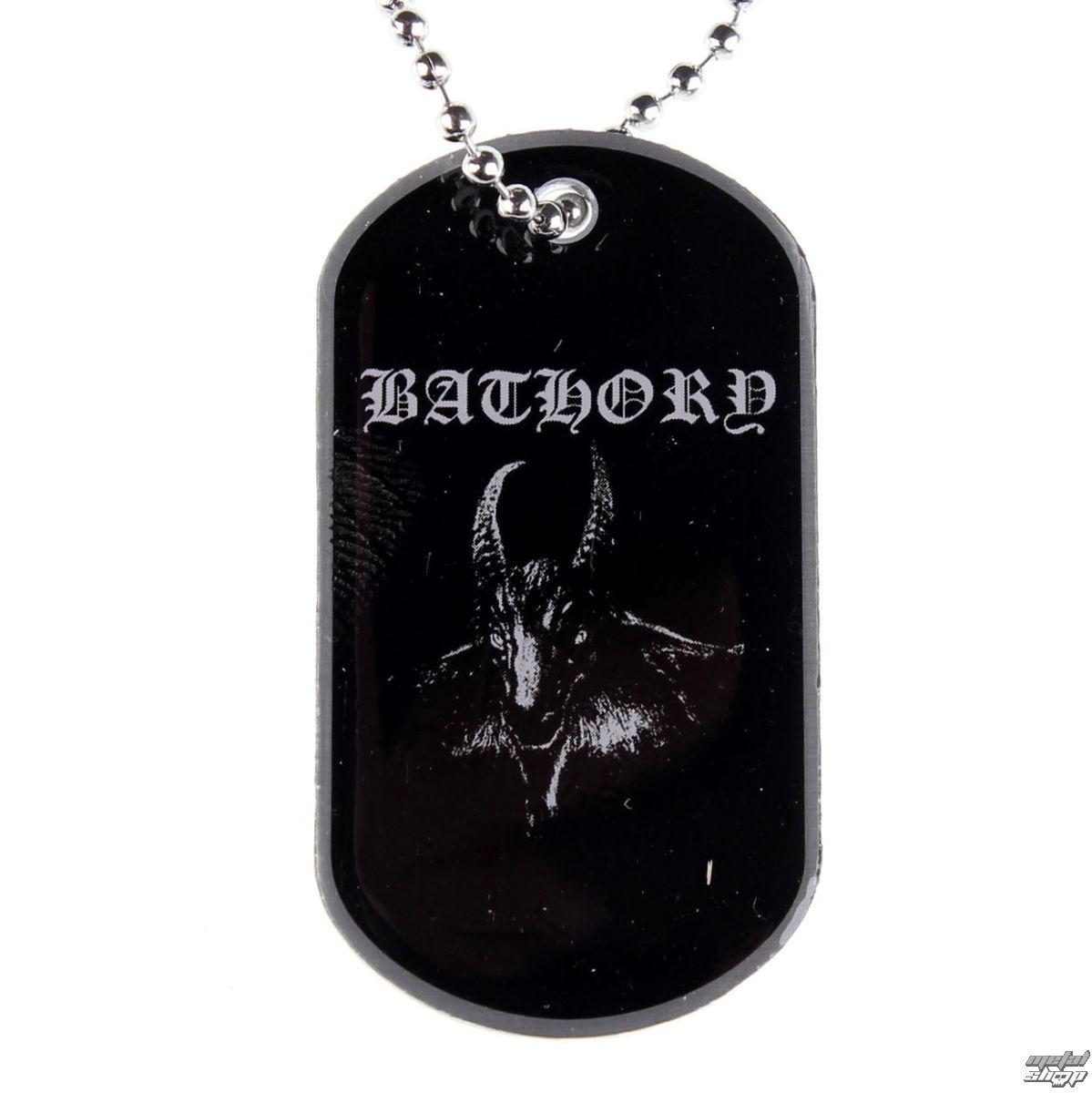 obojek (psí známka) Bathory - GOAT - RAZAMATAZ - DT072