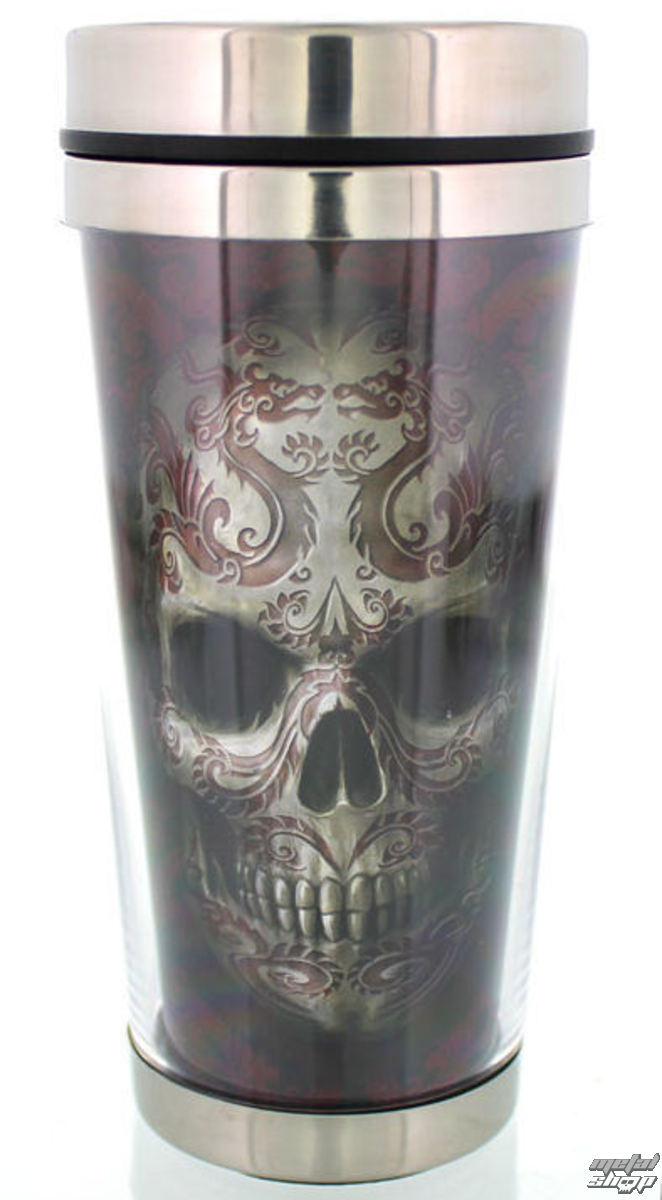 termohrnek Anne Stokes - Oriental Skull - 10683300