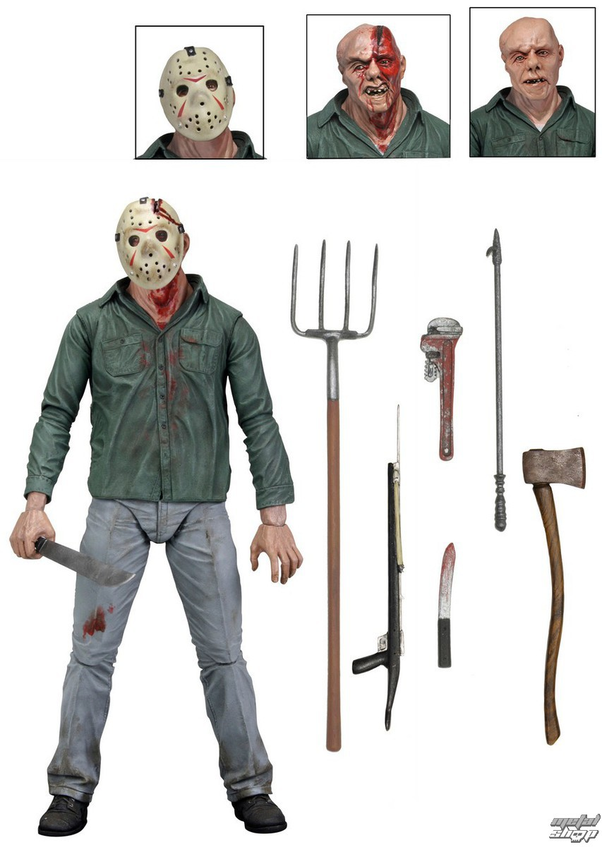figurka Friday the 13th - Part 3 Ultimate Jason - NECA39702