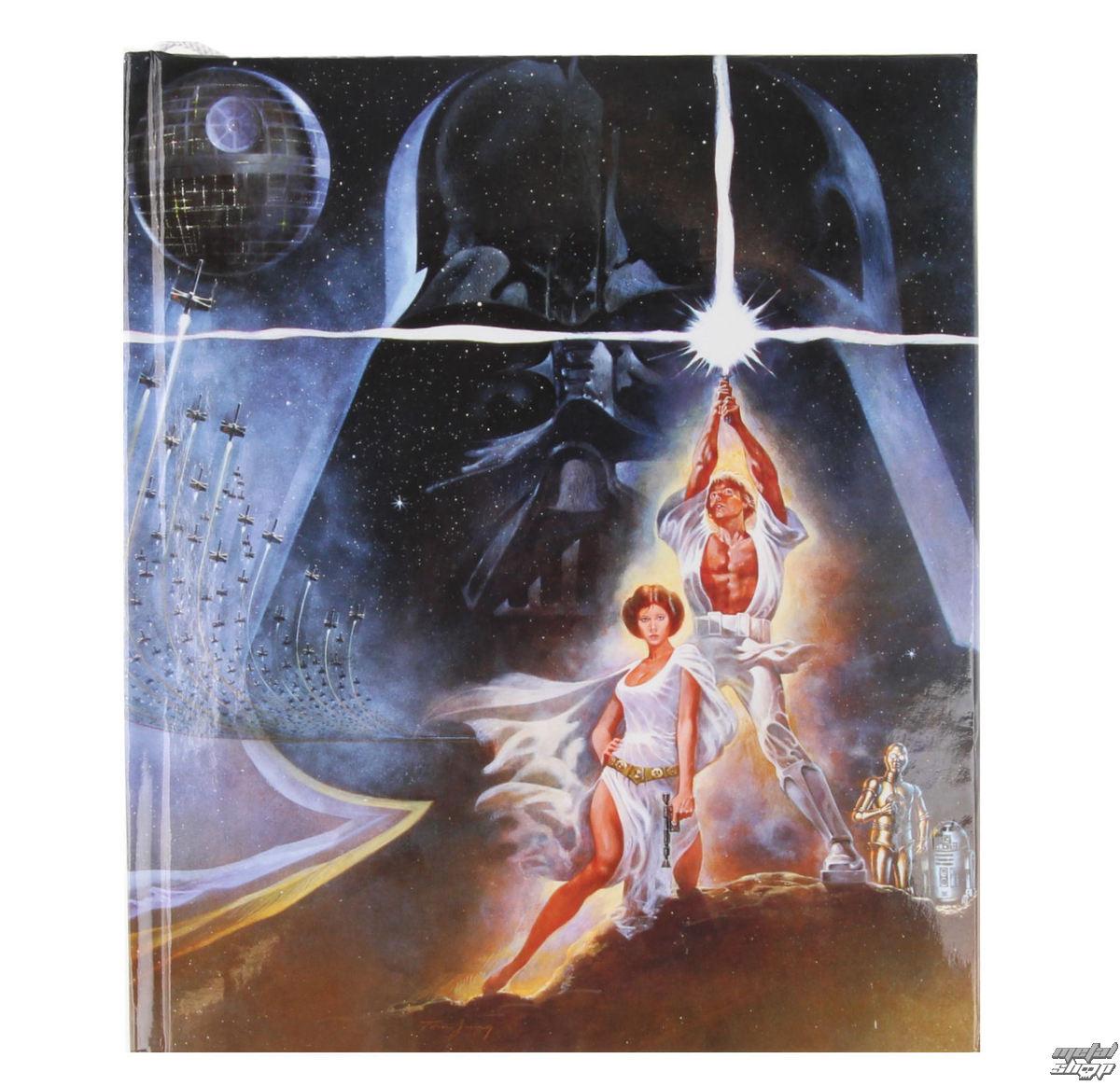 poznámkový blok STAR WARS - DARTH VADER - LOW FREQUENCY - SDTSDT27015