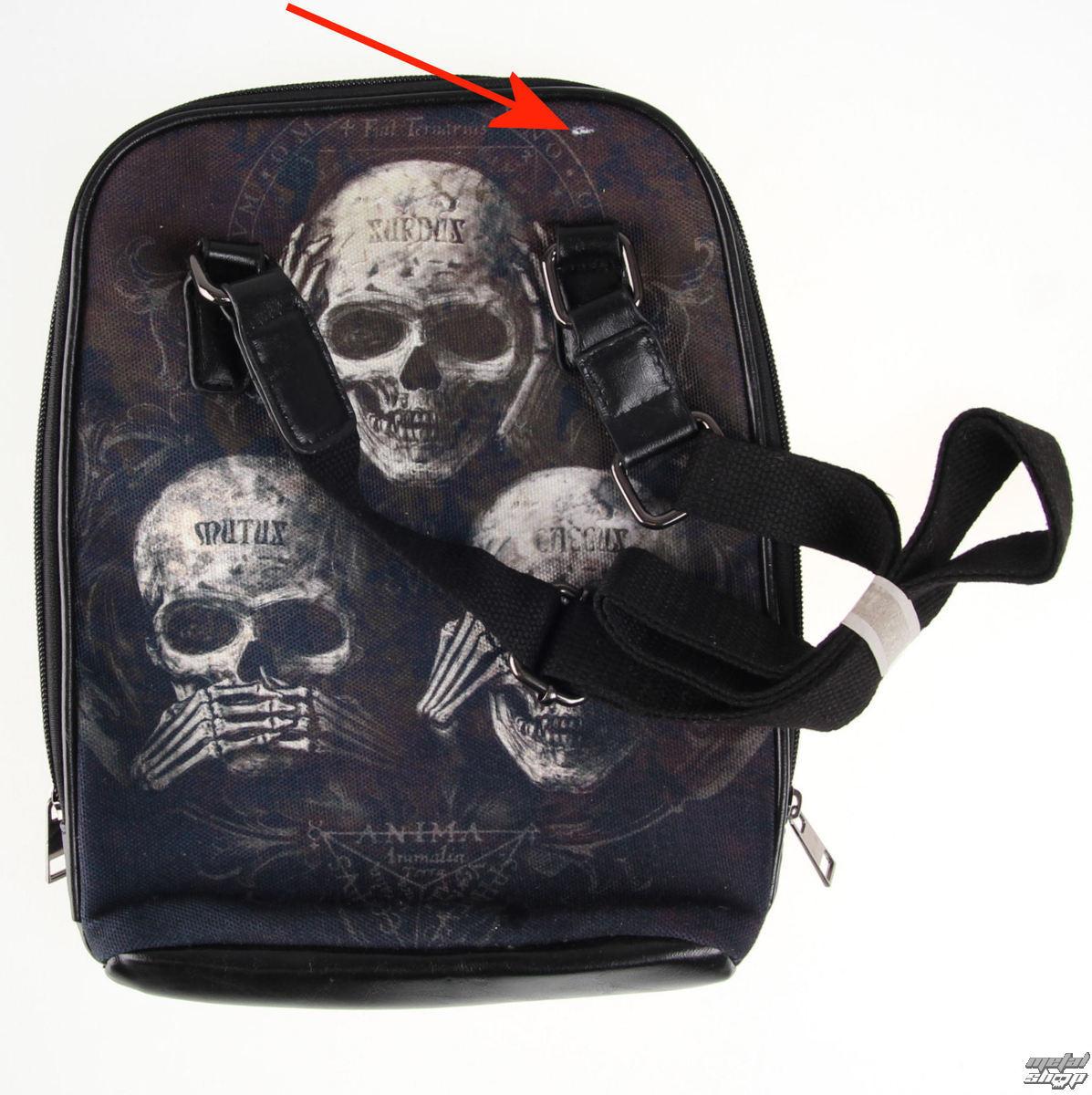 taška na tablet ALCHEMY GOTHIC - No EVIL - POŠKOZENÁ - N614