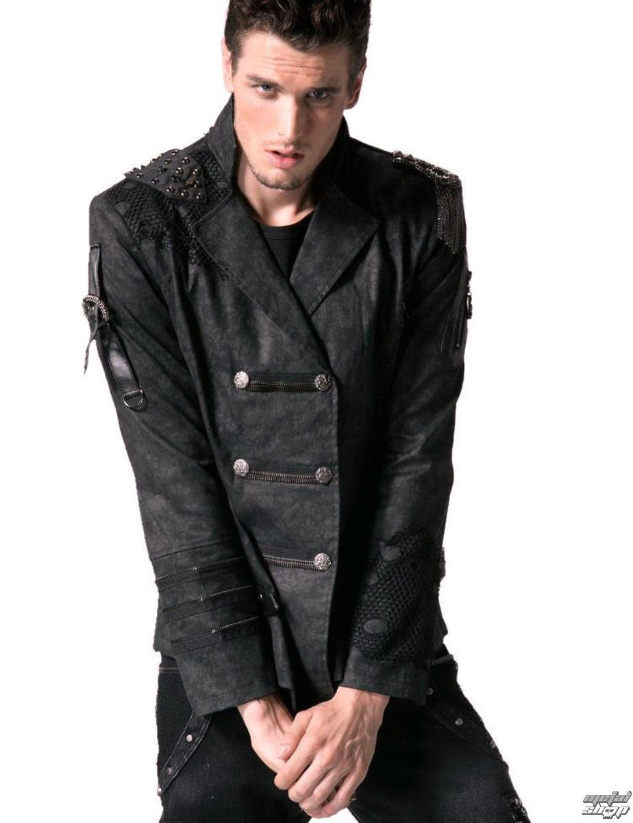kabátek (unisex) jarně/podzimní PUNK RAVE - Y-306_B