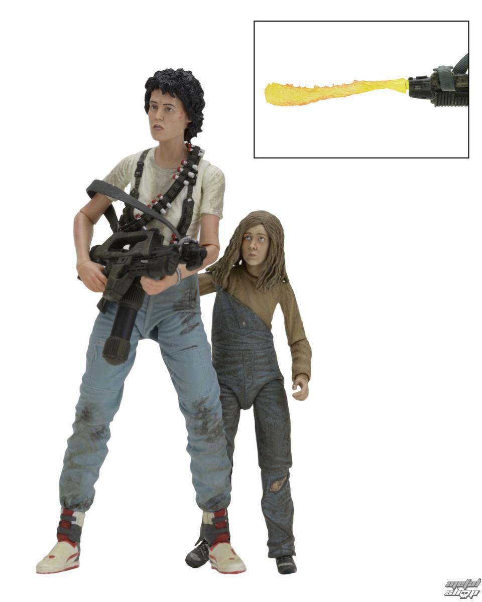 figurka Alien (Vetřelec) - Ripley & Newt - NECA51608