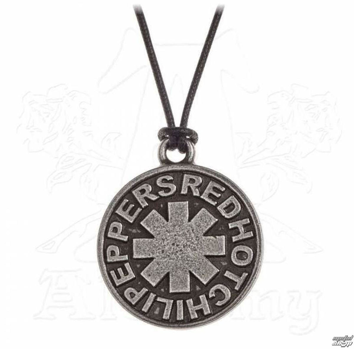 obojek Red Hot Chilli Peppers - ALCHEMY GOTHIC - Asterisk Round - PP503
