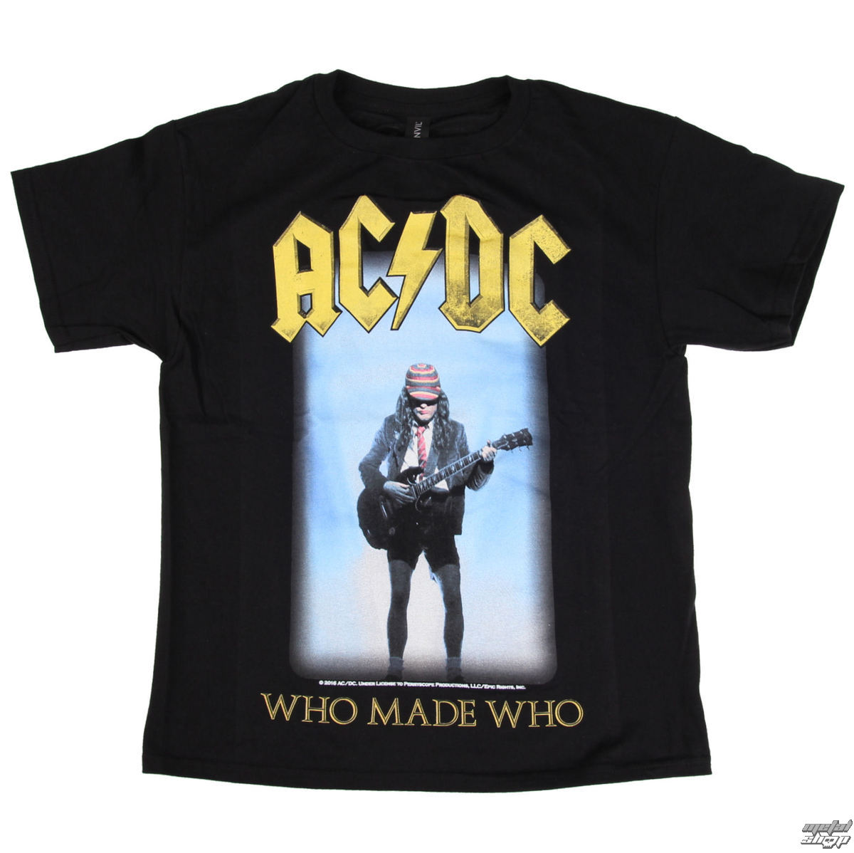 tričko dětské AC/DC - Who Made Who - LOW FREQUENCY - ACKDS050015