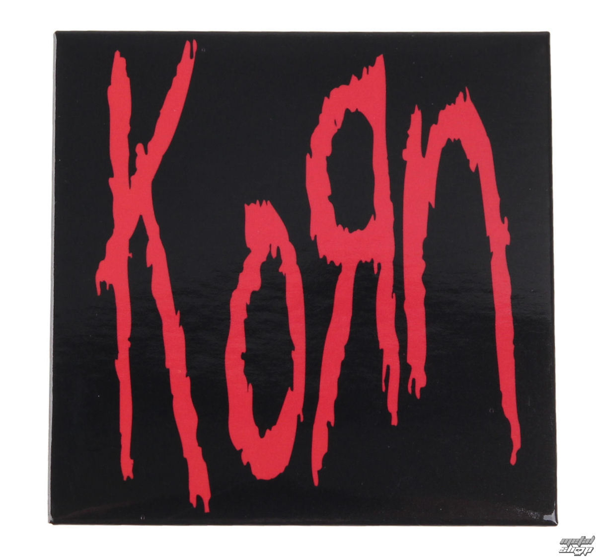 magnet Korn - Logo - ROCK OFF