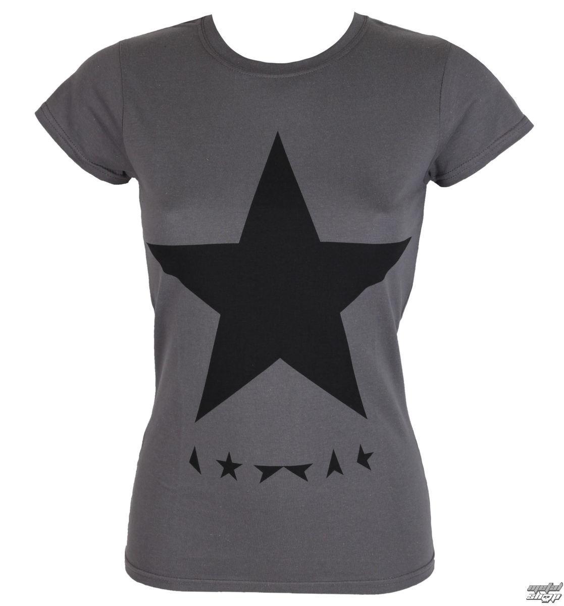 tričko dámské David Bowie - Blackstar - ROCK OFF - BOWTS15LC