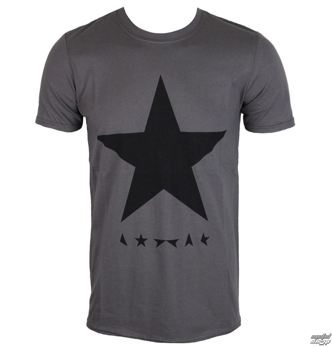 tričko pánské David Bowie - Blackstar - ROCK OFF - BOWTS15MC