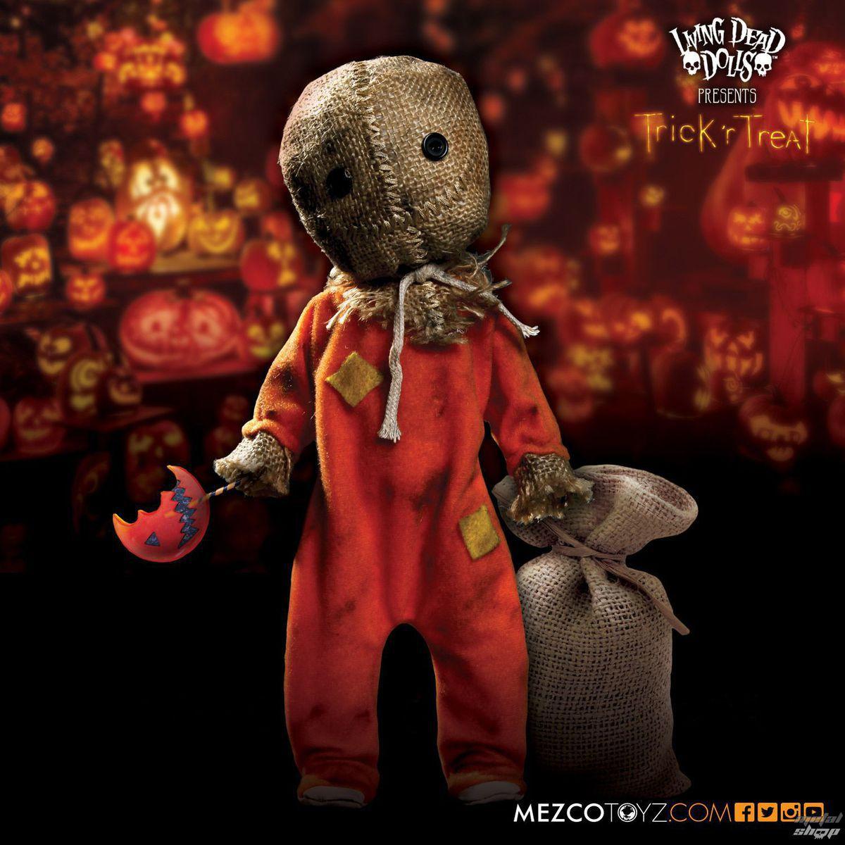 figurka Trick 'r Treat - Living Dead Dolls Doll - Sam - MEZ94721