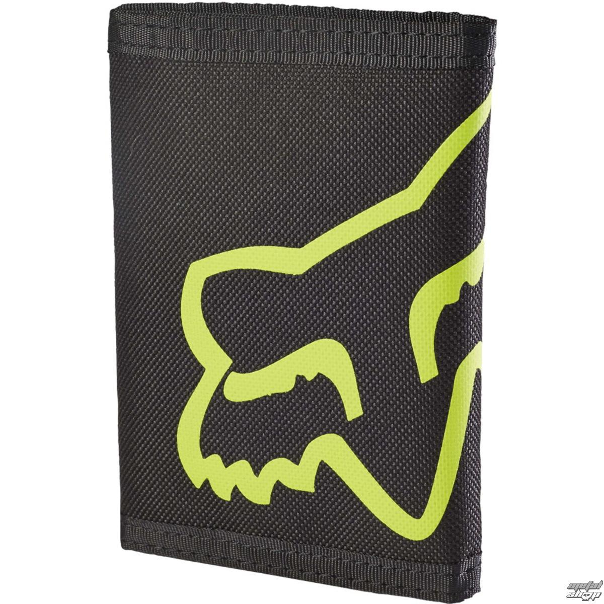 peněženka FOX - Verve Velcro - Black - 20161-001