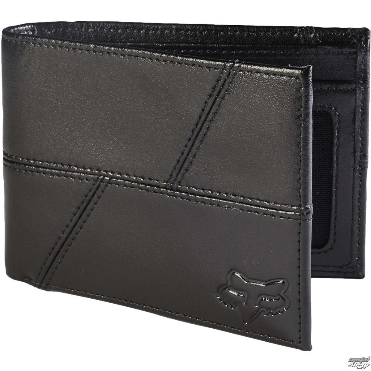 peněženka FOX - Edge - Black - 18719-001