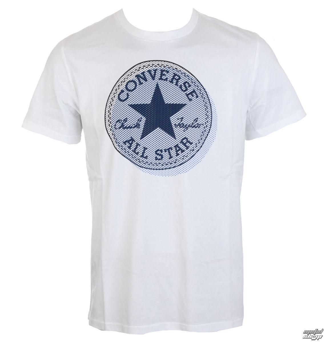 tričko pánské CONVERSE - Microdots CP - 10003386-A02