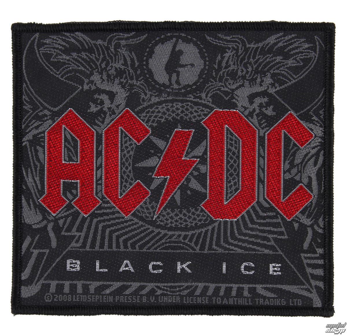 nďż˝ivka AC/DC - BLACK ICE - RAZAMATAZ - SP2302