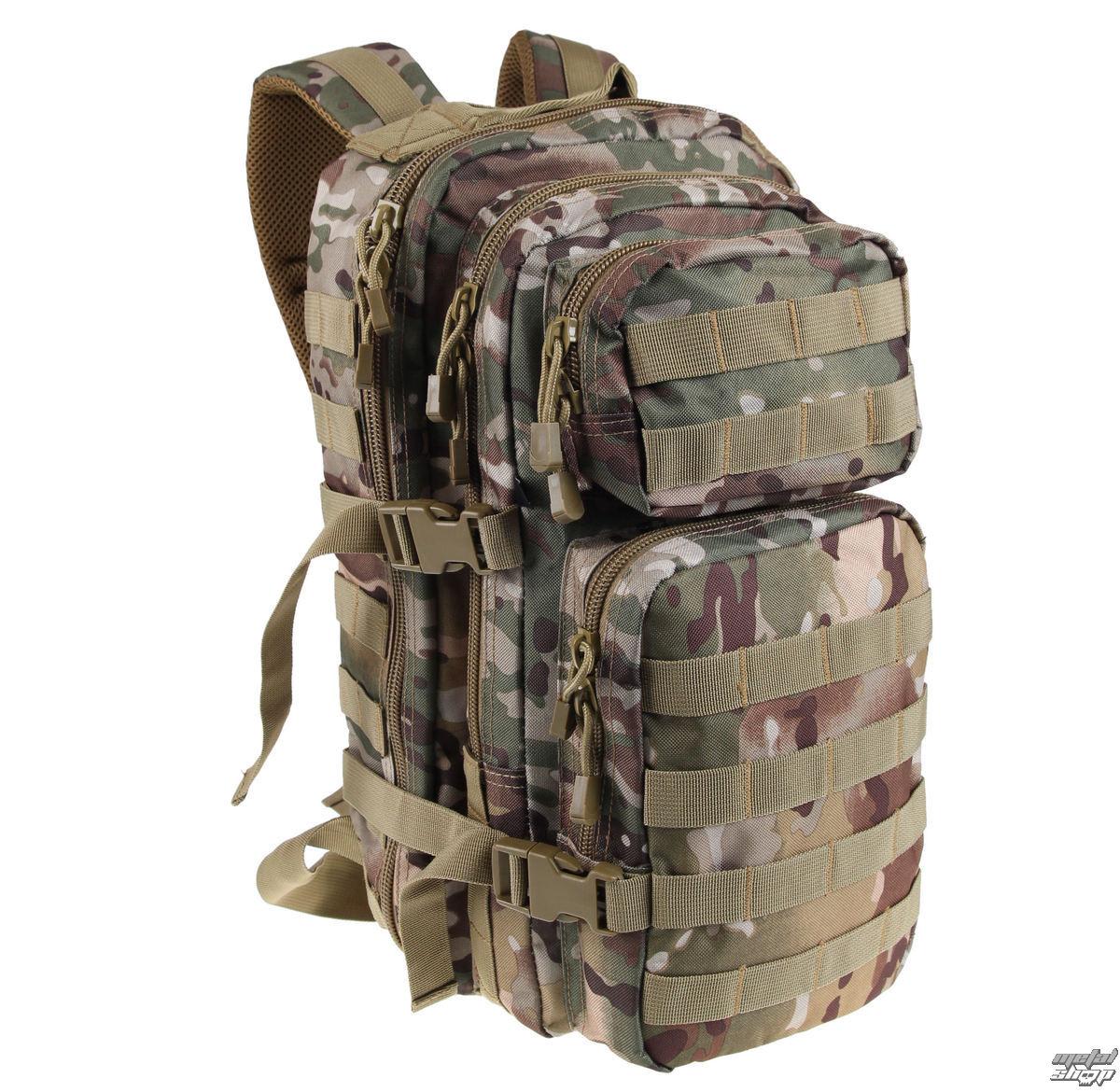 batoh BRANDIT - US Cooper - 8007-tactical medium camo
